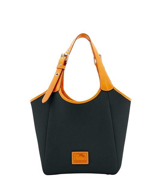 Dooney & Bourke - Black Patterson Leather Penelope - Lyst