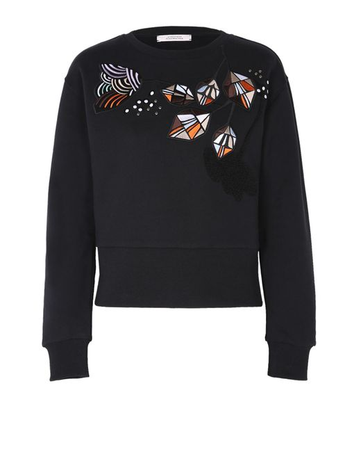 Dorothee Schumacher | Black Sporty Attitude Sweater 1/1 | Lyst