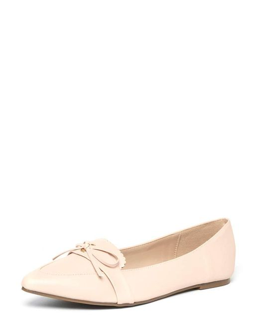 Dorothy Perkins | Natural Online Exclusive Nude 'hola' Pumps | Lyst