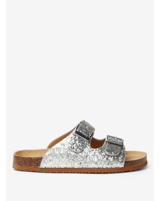 Dorothy Perkins FANTASY - Mules - silver LsRup8