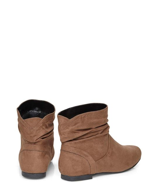 dorothy perkins wide fit wegan wide fit slouch boots