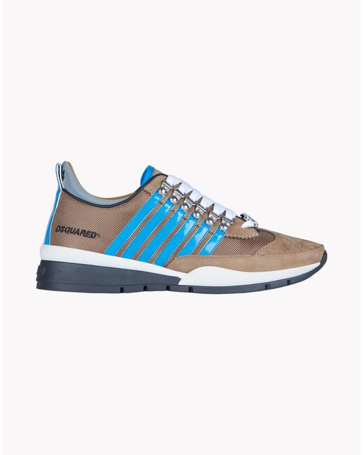 DSquared² | Brown 251 Sneakers for Men | Lyst