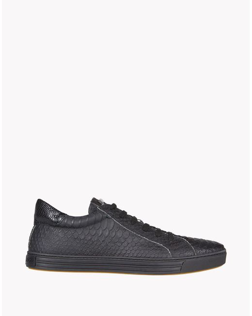 DSquared² | Black Tennis Club Sneakers for Men | Lyst
