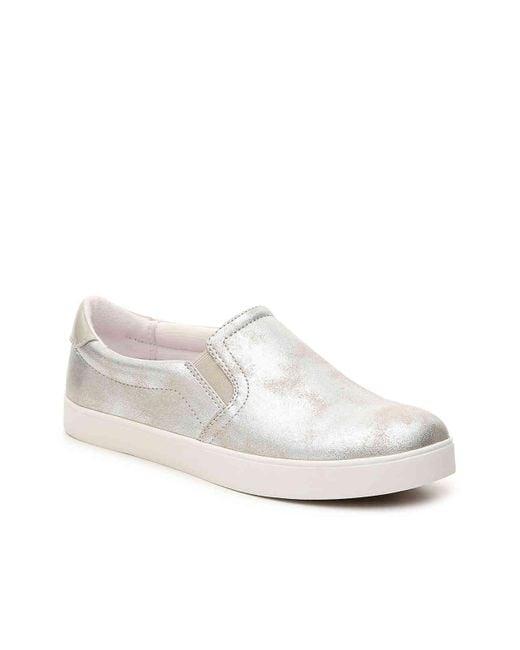 Dr. Scholls - Metallic Madison Slip-on Sneaker - Lyst