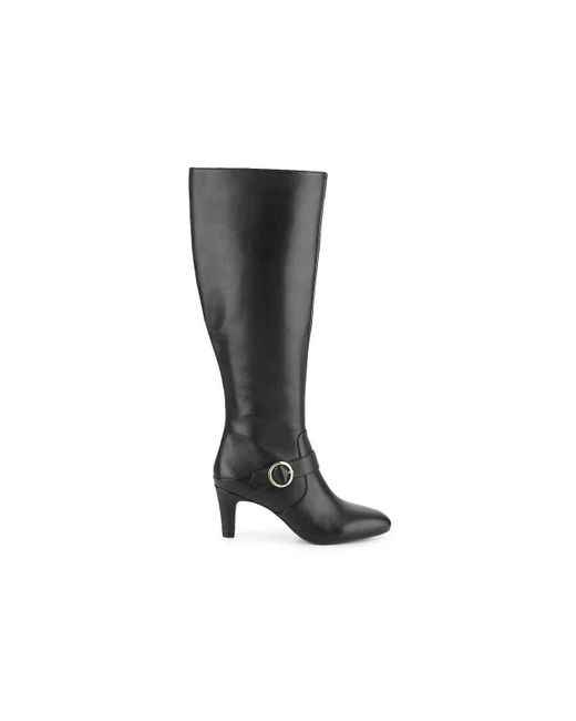 148283ad298 ... Bandolino - Black Wontell Boot - Lyst ...