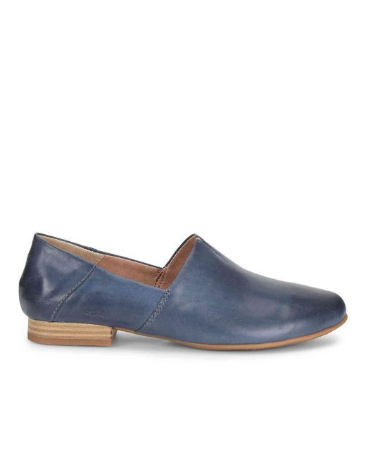 e355398cce7 Lyst - b.ø.c. Suree Flats in Blue - Save 14%
