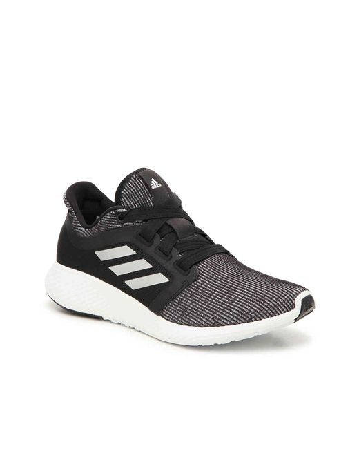 new concept 549b5 59a61 Adidas - Black Edge Lux 3 Lightweight Running Shoe - Lyst ...