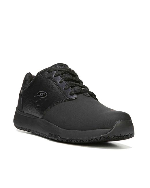 Dr. Scholls - Black Intrepid Work Sneaker for Men - Lyst
