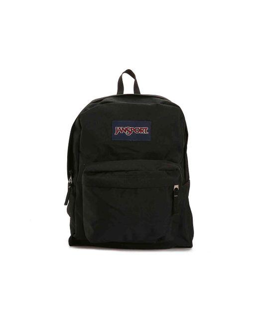 Jansport - Black Superbreak Backpack - Lyst