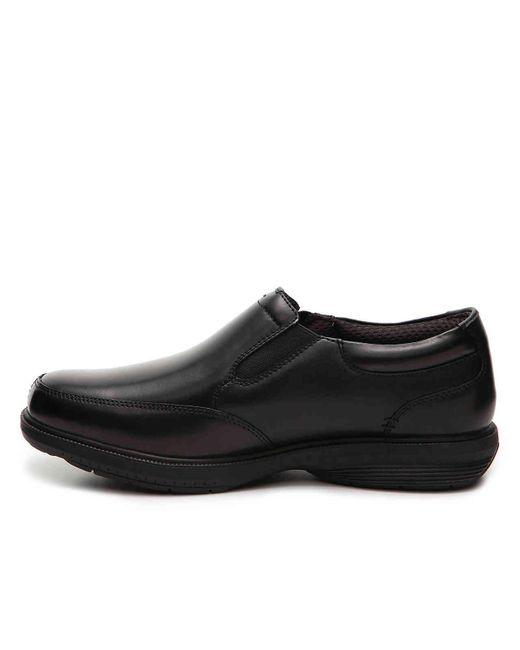 89a70234c8 ... Nunn Bush - Black Myles St. Slip-on for Men - Lyst ...