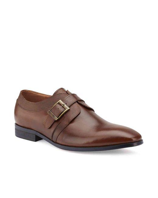 Vintage Foundry Co. - Brown Muirhouse Monkstrap Slip-on for Men - Lyst