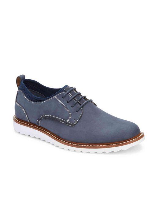 G.H. Bass & Co. - Blue Dirty Buck 2.0 Oxford for Men - Lyst