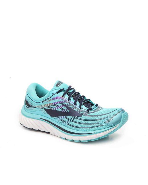 Brooks - Blue Glycerin 15 Performance Running Shoe - Lyst