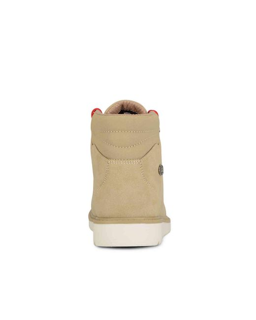 04fd16acae8e ... Lugz - Brown Theta Wedge Bootie - Lyst ...