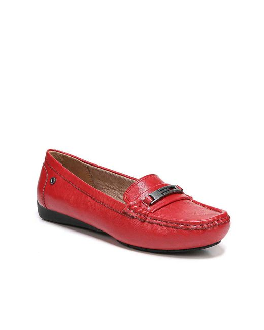 LifeStride - Red Viva Loafer - Lyst