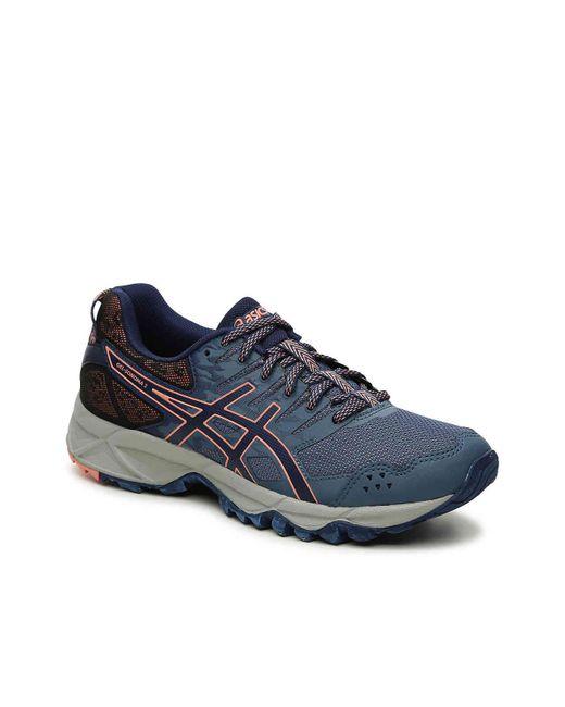 Chaussure homme bleu de course Gel à pied Lyst Asics Gel sonoma 3 Trail en bleu pour homme 5a9b605 - www.igoumenitsa.info