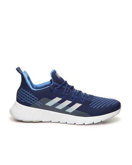 ... Adidas - Blue Asweego Running Shoe for Men - Lyst ... 10008c7c4