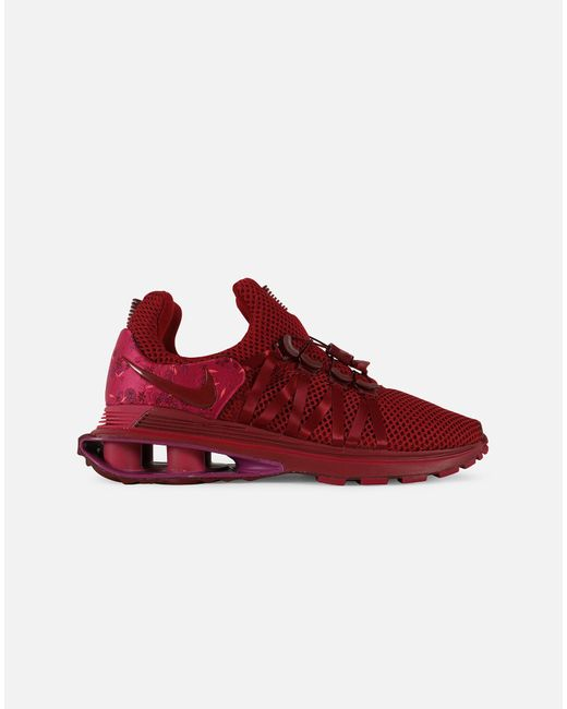 Nike - Red Wmns Shox Gravity for Men - Lyst
