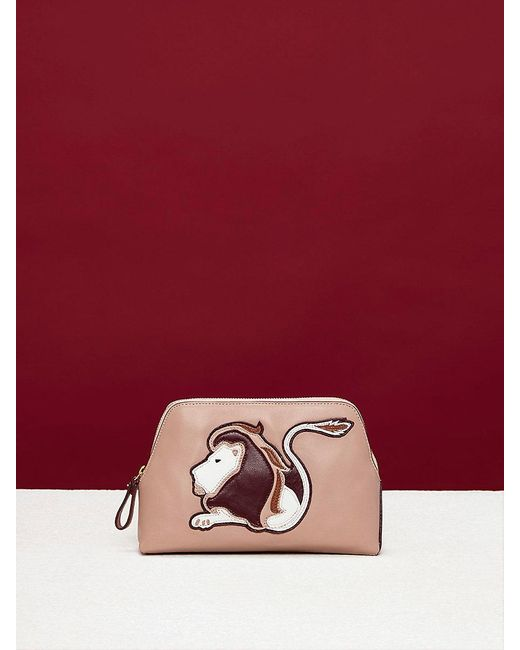 Diane von Furstenberg - Multicolor Zodiac Cosmetic Pouch - Lyst