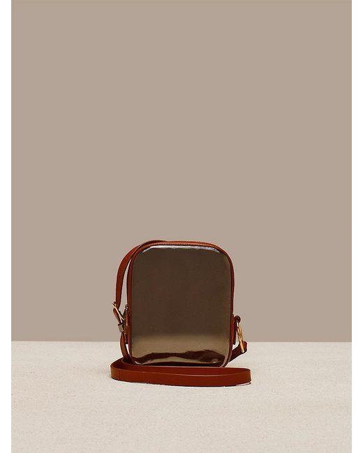 Diane von Furstenberg | Brown Camera Bag | Lyst