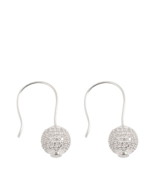Thomas Sabo | Metallic Zirco Beads Earrings | Lyst