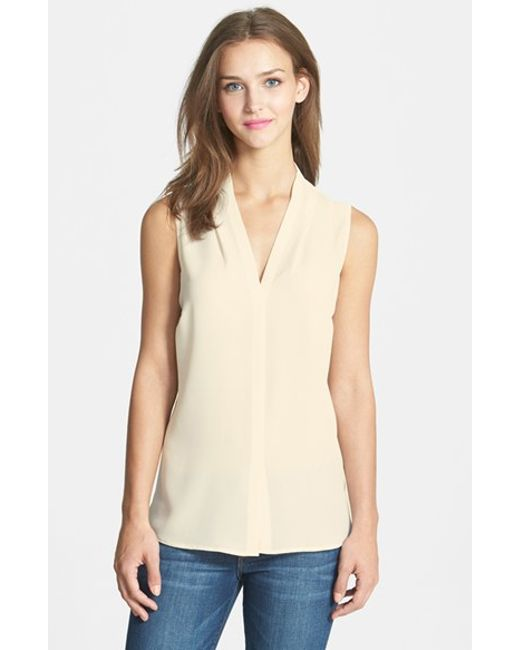 NIC+ZOE | White 'day To Night' Top | Lyst