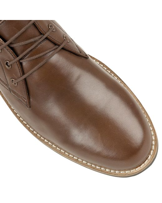 Frank Wright | Brown Gee Ii Mens Lace Up Boots for Men | Lyst