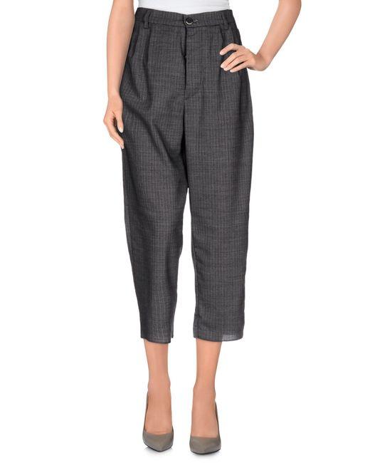 Barena   Gray Casual Pants   Lyst