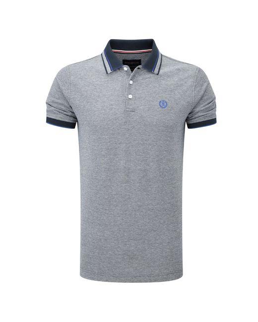 Henri Lloyd | Blue Barham Regular Polo for Men | Lyst