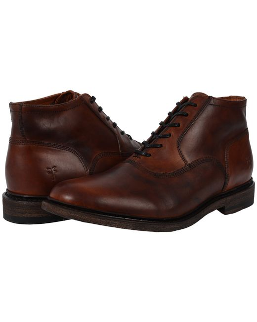 Frye | Brown James Bal Chukka Leather for Men | Lyst