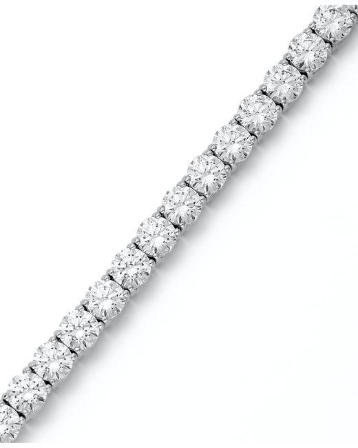 Arabella | Metallic Swarovski Zirconia Tennis Bracelet (31 Ct. T.w.) | Lyst