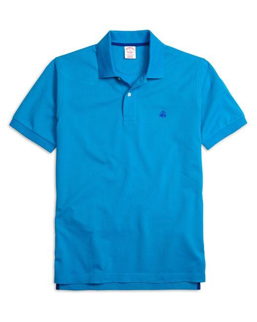 Brooks Brothers   Blue Golden Fleece® Original Fit Performance Polo Shirt for Men   Lyst