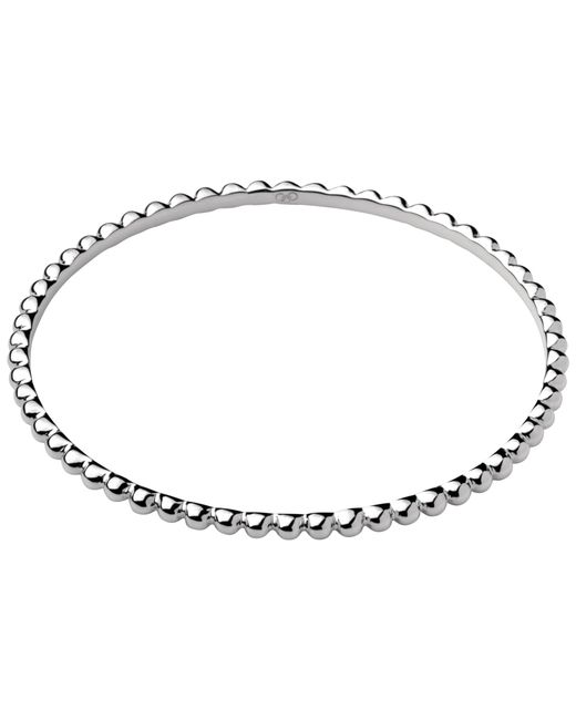 Links of London | Metallic Essentials Sterling Silver Bangle | Lyst