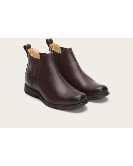 Frye | Brown Phillip Chelsea | Lyst