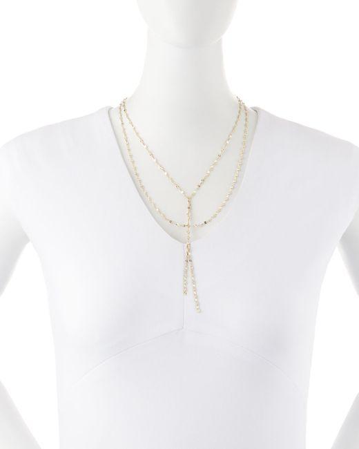 Lana Jewelry   Metallic Mega Blake Necklace   Lyst