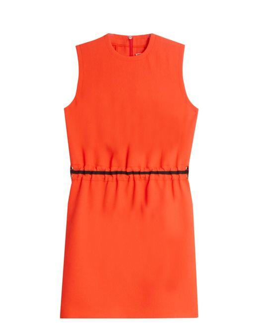 Victoria, Victoria Beckham | Red Crepe Dress | Lyst