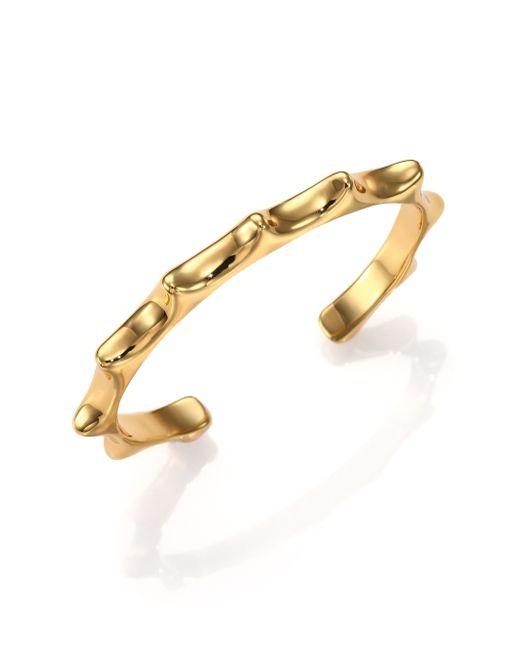 Pamela Love | Metallic Thin Sun Cuff Bracelet | Lyst