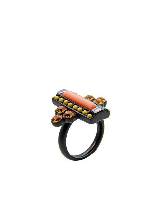 Lulu Frost | Black Ring | Lyst