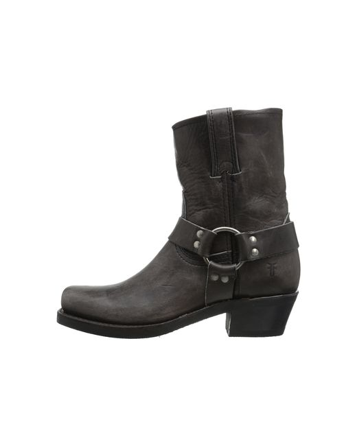 Frye   Gray Harness 8r Boots   Lyst