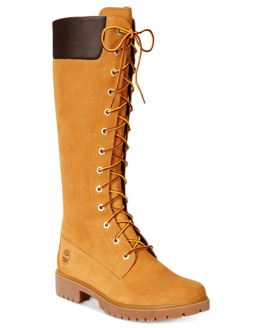 Wonderful Our Kenniston Womens Boots Are Some Of The Lightest We Make, So They Wont Ever Hold You Back Recognizable Timberland Design Gives These Leather Laceups