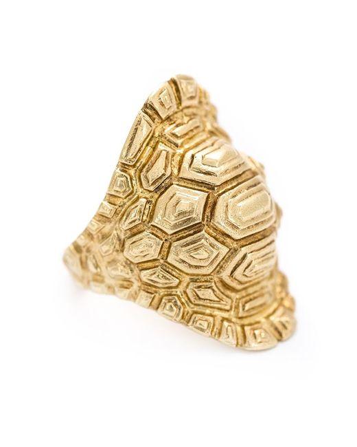 Venyx | Metallic 'madagascar' Ring | Lyst