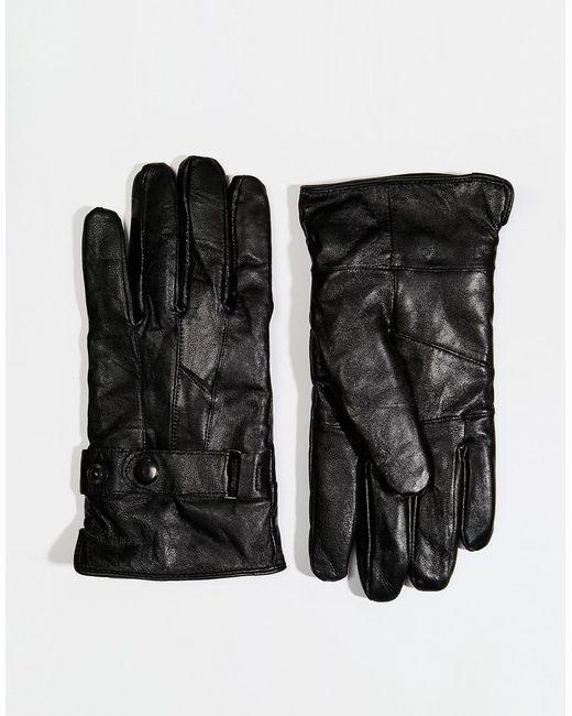 Minimum   Leather Gloves - Black   Lyst