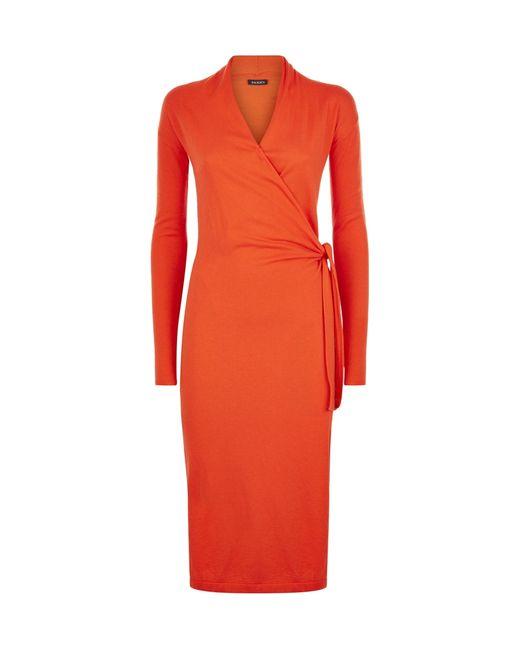 Baukjen | Red Callington Knit Dress | Lyst