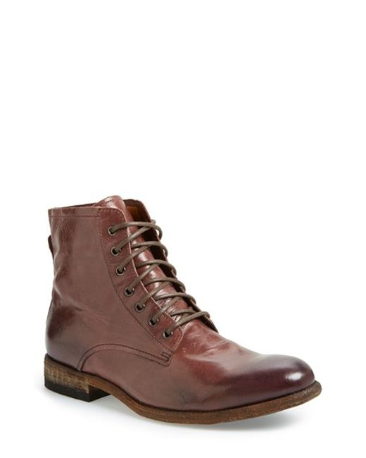 Blackstone | Brown 'im26' Plain Toe Boot for Men | Lyst
