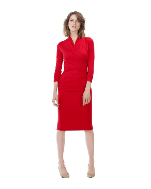 Baukjen | Red Darton Dress | Lyst