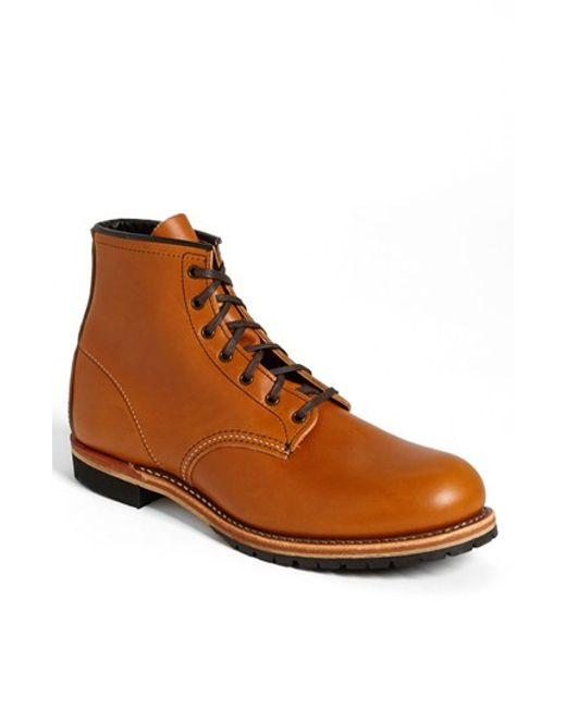 Red Wing | Brown 'beckman' Boot for Men | Lyst