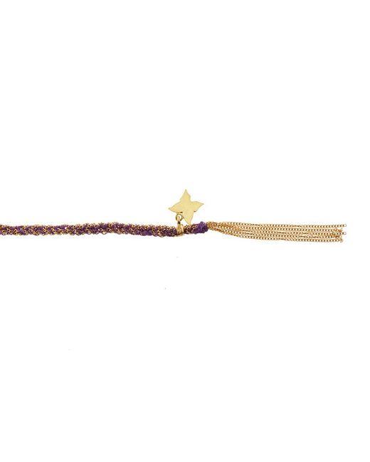 Carolina Bucci | Brown Freedom Charm Lucky Bracelet | Lyst