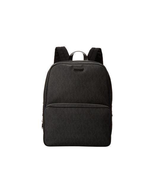 Michael Kors | Black Jet Set Backpack for Men | Lyst