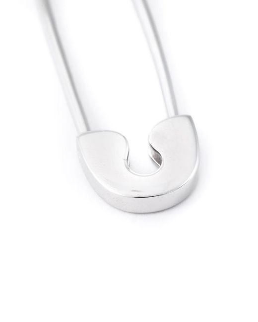 True Rocks | Metallic Large Safety Pin Pendant Necklace | Lyst
