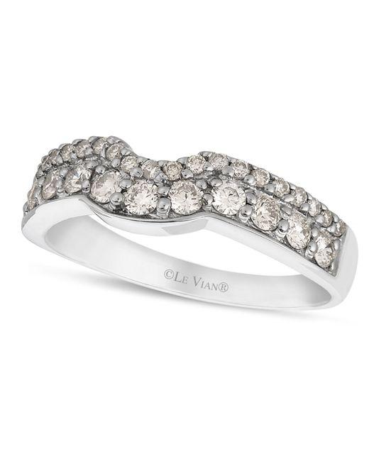 Le Vian | Diamond Diamond Wedding Band (5/8 Ct. T.w.) In 14k White Gold | Lyst